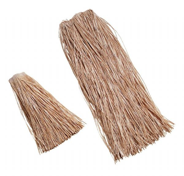 Hawaiian Grass Skirt Budget Hawaii Tropical Beach Magnum Five O Fancy Dress 50cm
